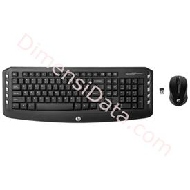 Jual Keyboard HP Wireless Classic Desktop [LV290AA]